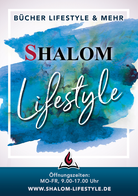 Shalom Lifestyle Flyer